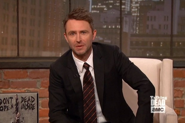 chris hardwick talking dead sutherland springs shooting