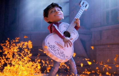 Coco Edges Out Justice League At Thanksgiving Box Office With