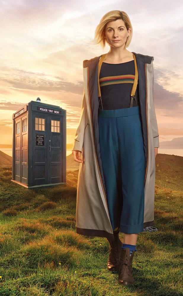 Jodie Whittaker's new Doctor Who