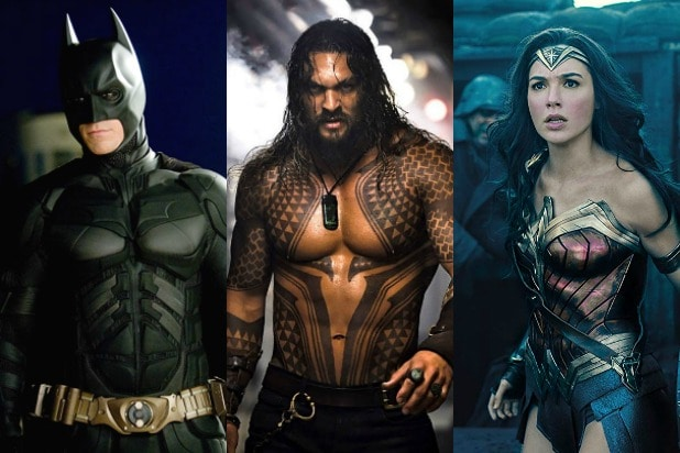 Every Dc Comics Movie Ranked Worst To Best Including Aquaman