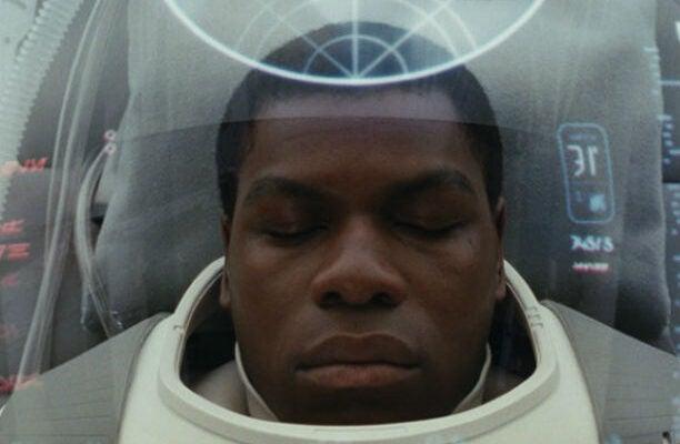 Finn Star Wars Last Jedi John Boyega