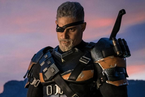joe manganiello Deathstroke justice league zack snyder cut