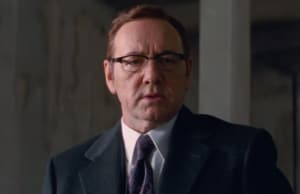 Kevin Spacey Baby Driver