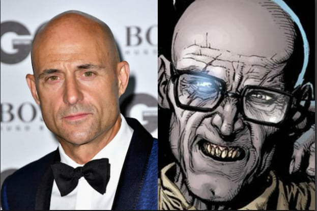 Mark Strong Doctor Sivana Shazam