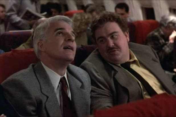 Planes Trains and Automobiles John Candy Steve Martin