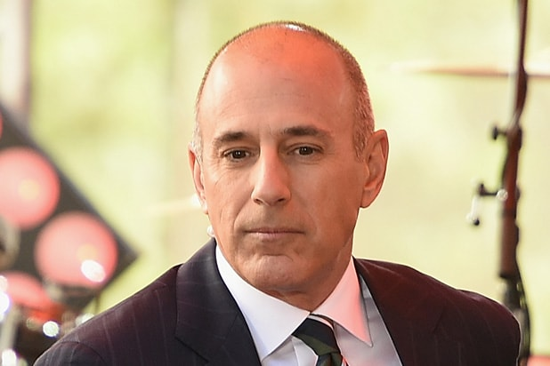 matt lauer nbc