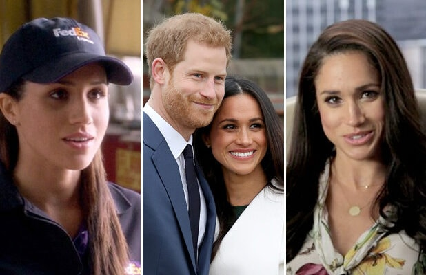 meghan markle evolution