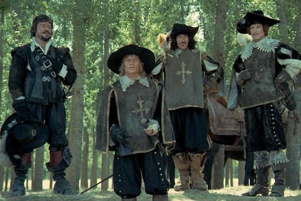 The Three Musketeers 1974