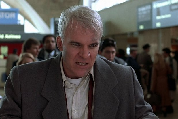 Planes Trains and Automobiles Steve Martin