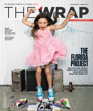 Brooklynn Prince, OscarWrap The Race Begins Cover