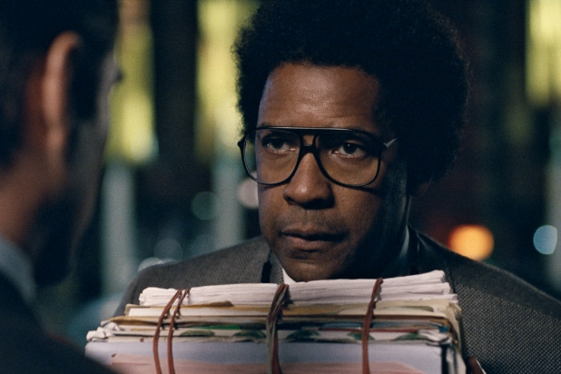 Roman J Israel Esq Film Review Denzel Washingtons Lawyer Doesn