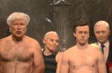 snl saturday night live alec baldwin donald trump jeff sessions kate mckinnon putin paul manafort shower