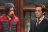 snl saturday night live chance the rapper bruce wayne beck bennett racist batman