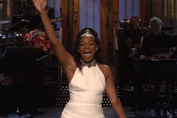 snl tiffany haddish host monologue