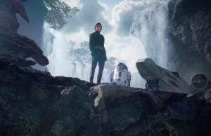 Star Wars: Battlefront II last jedi hints luke skywalker
