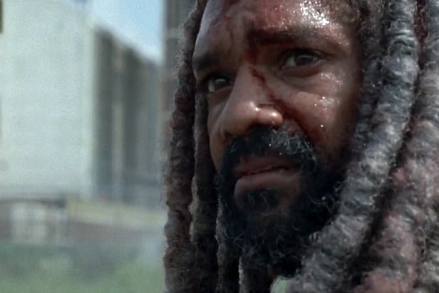 the walking dead amc some guy 804 khary payton king ezekiel