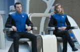"Seth MacFarlane and Adrianne Palicki on ""The Orville"""