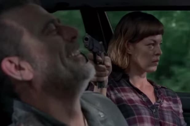 walking dead key events jadis captures negan