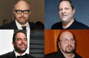 why masturbate in front of women hollywood Harvey Weinstein, Louis CK, James Toback, Brett Ratner
