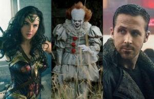 2017 Top Ten Movies