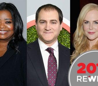 2017 Busiest Actors