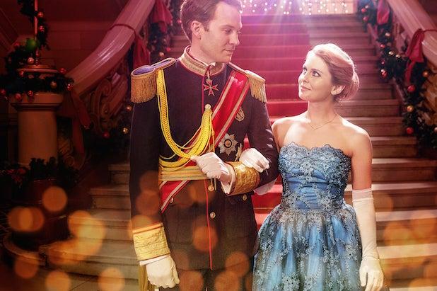 A Christmas Prince Netflix