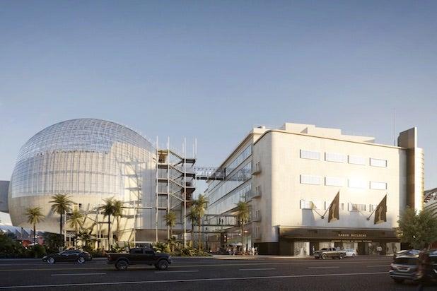 Oscars Academy Museum Tops $388 Million Fundraising Goal