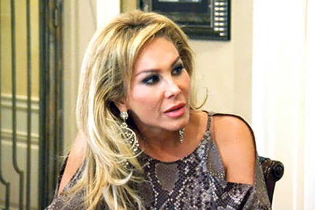 Real Housewives of Beverly Hills Adrienne Maloof