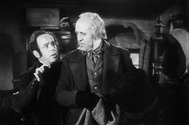 Alastair Sim A Christmas Carol