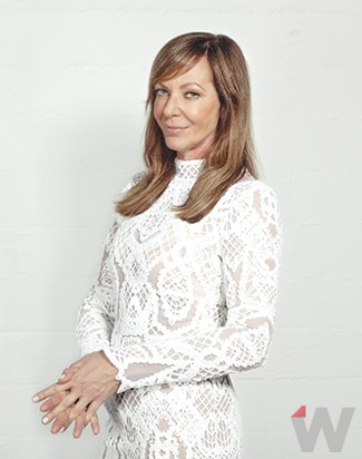 Allison Janney, Cover Story