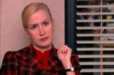 Angela Kinsey The Office tastemade