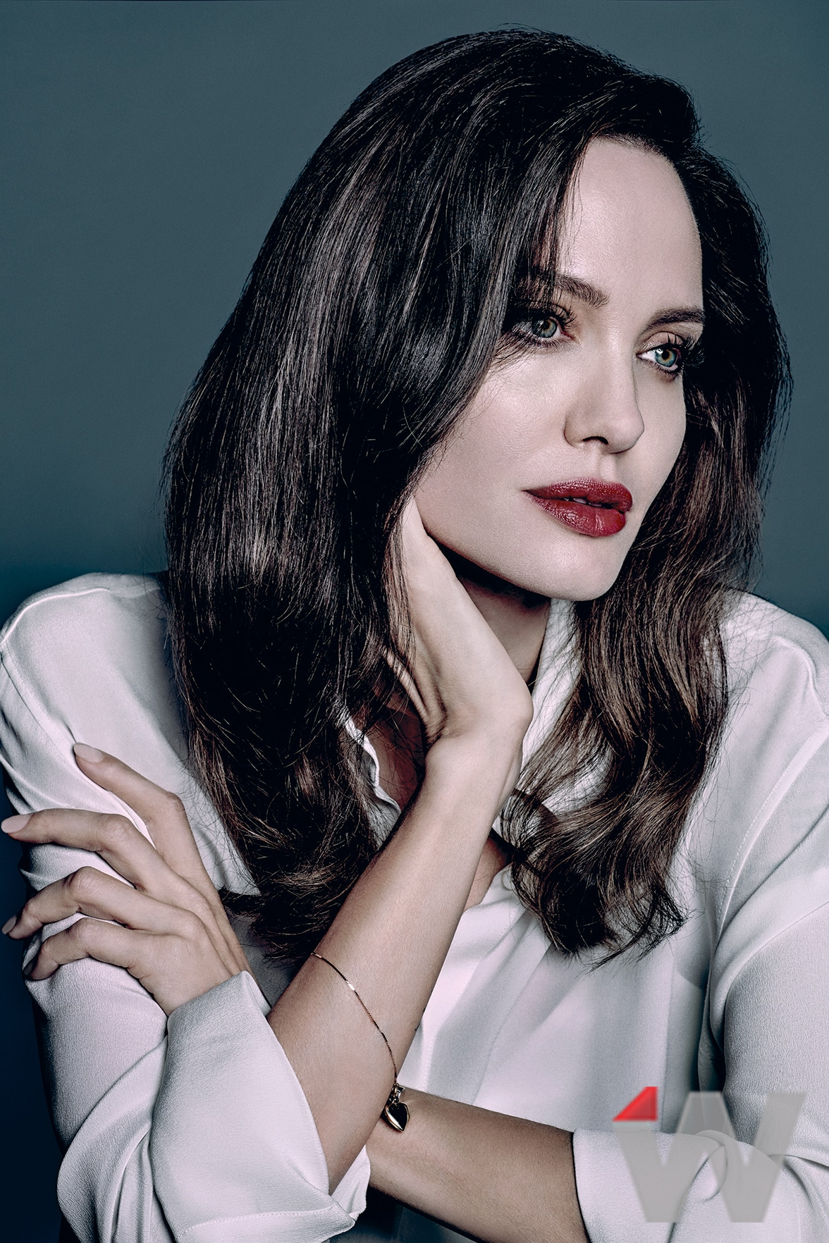 Angelina Jolie, And then they Killed my Father