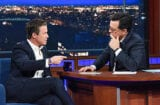 Billy Bush on Colbert