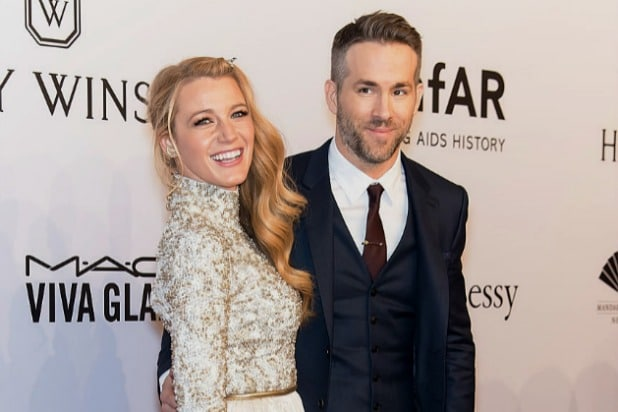 Blake Lively shows off Ryan Reynolds' hilarious Christmas baking fail