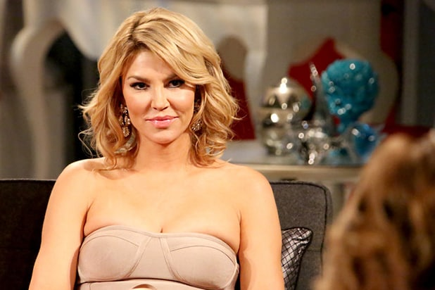 Real Housewives of Beverly Hills Brandi Glanville