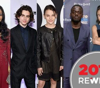 Breakout movie stars