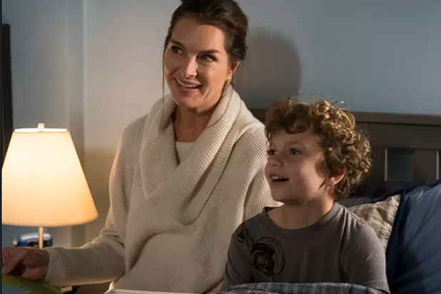 Law & Order: SVU:' Brooke Shields on That 'Heartbreaking