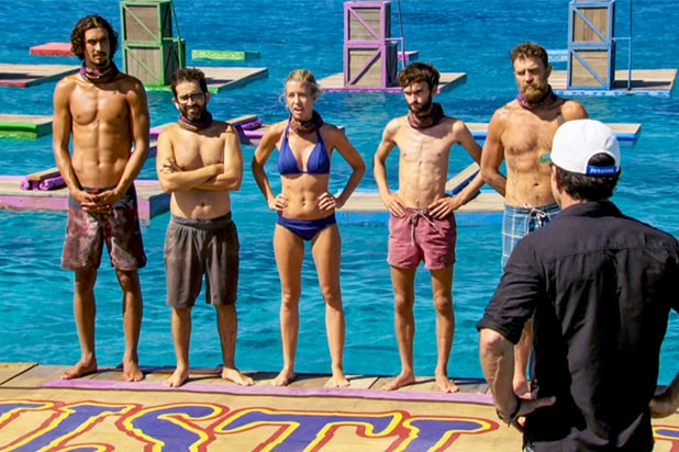 Survivor Season  Finale