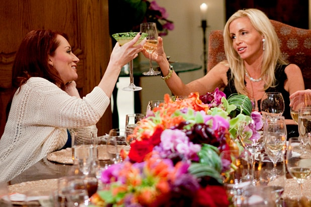 Real Housewives of Beverly Hills Camille Grammer