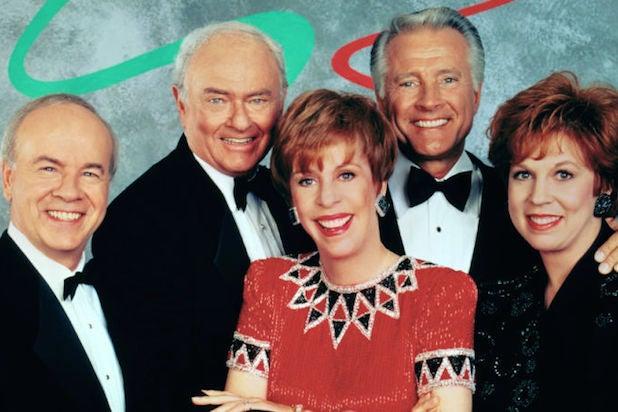 Carol Burnett 50th Anniversary Special