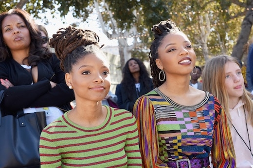 PLAYA VISTA, CA - DECEMBER 02: Guests attend The Teen Vogue Summit LA: Keynote Conversation with Hillary Rodham Clinton and actress Yara Shahidi on December 2, 2017 in Playa Vista, California. (Photo by Vivien Killilea/Getty Images for Teen Vogue )