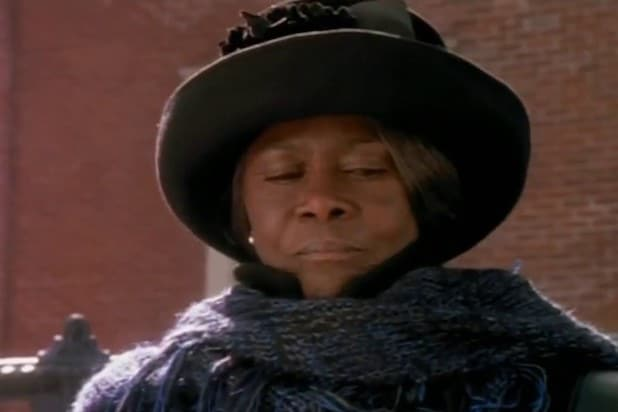 Cicely Tyson Ms Scrooge