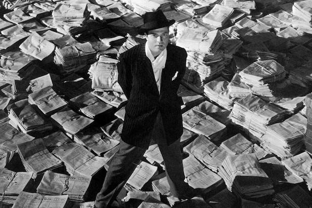 ORSON WELLES CITIZEN KANE (1941)
