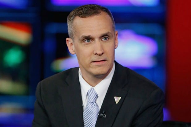 Image result for corey lewandowski