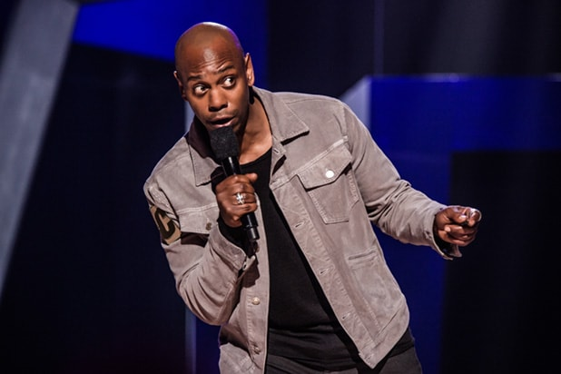 Dave Chappelle Addresses Backlash Over Trans Jokes in Netflix Special