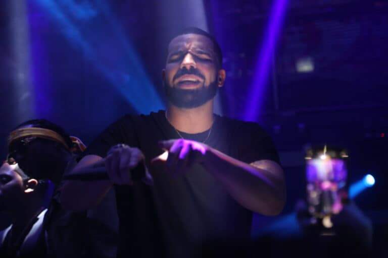 Drake Art Basel