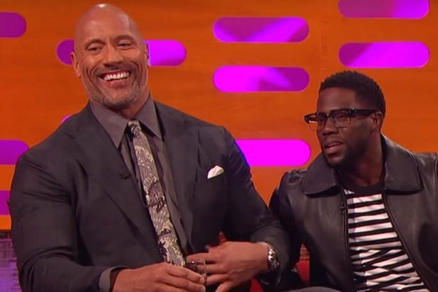 Dwayne johnson wont run for president because of kevin hart video m4hsunfo