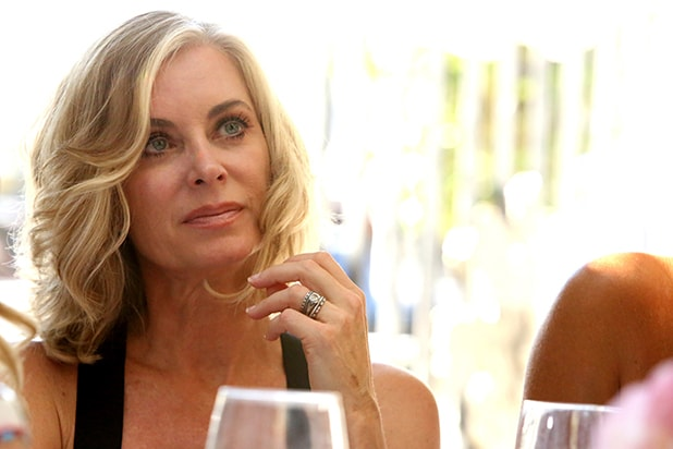 Real Housewives of Beverly Hills Eileen Davidson