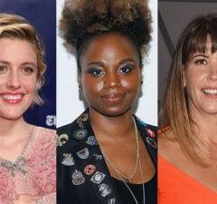 Female Directors Golden Globes