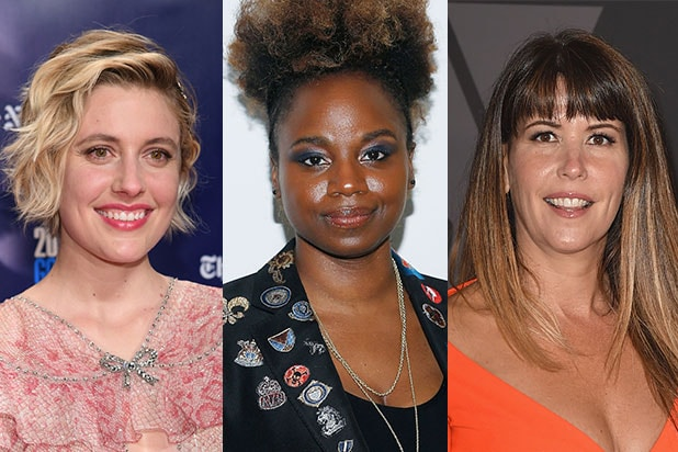 Female Directors Golden Globes